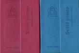 Sväté písmo - Jeruzalemská Biblia (tyrkysová, cyklamenová)