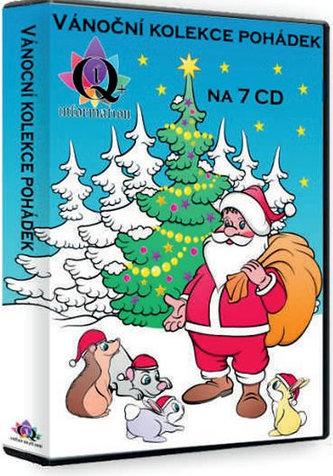 Vánoční kolekce pohádek - 7 CD - neuveden