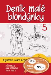 Deník malé blondýnky 5