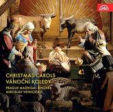 Vánoční koledy - Pražští Madrigalisté / M. Venhoda - CD