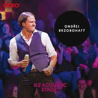 G2 Acoustic Stage, Brzobohatý Ondřej - 2 CD - Ondřej Brzobohatý