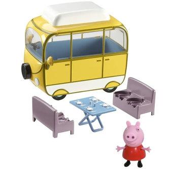 Peppa Pig / Prasátko Peppa - Karavan - neuveden