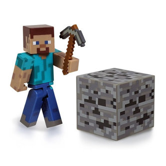Figurka Minecraft - Steve 16501 - neuveden