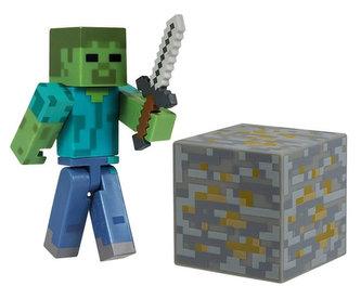 Figurka Minecraft - Zombie 16509 - neuveden