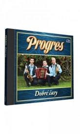 Progres - Dobré časy - CD