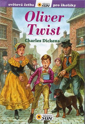 Oliver Twist - Světová četba pro školáky