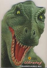 Ukrutný Tyranosaurus Rex