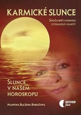 Karmické slunce (kniha + karty 28 ks)