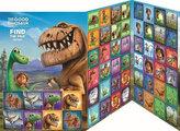 Hodný dinosaurus - Pexeso