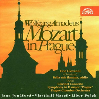 Mozart v Praze - CD