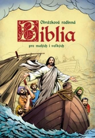 Obrázková rodinná Biblia