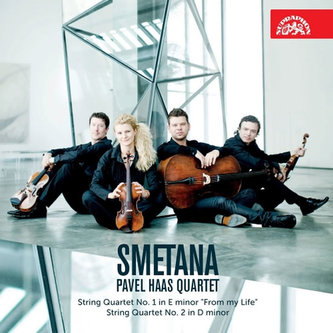 Smyčcové Kvartety - CD - Smetana Bedřich