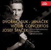 Houslové Koncerty - Suk, Janáček, Dvořák - CD