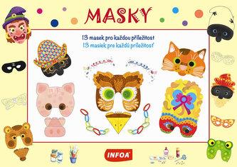 Vystřihovánky Masky