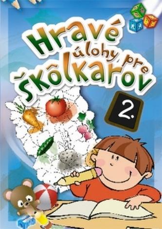 Hravé úlohy pre škôlkarov 2.