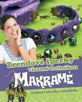 Trendové šperky viazané technikou Makramé