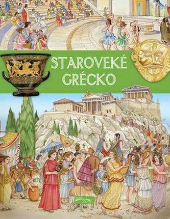 Staroveké Grécko - Anna Schneiderová