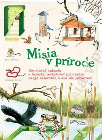 Misia v prírode - Anna Schneiderová