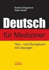 Deutsch für Mediziner