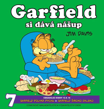 Garfield si dává nášup - Jim Kraft