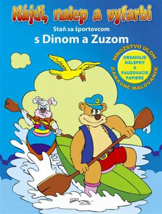 Staň sa športovcom s Dinom a Zuzom
