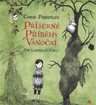 Příšerné příběhy vánoční - Chris Priestley