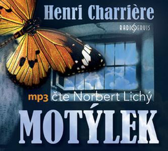 Motýlek - CDmp3 (Čte Norbert Lichý)