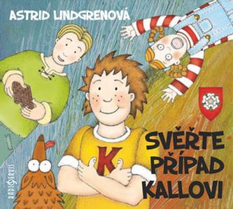 Svěřte případ Kallovi - CD