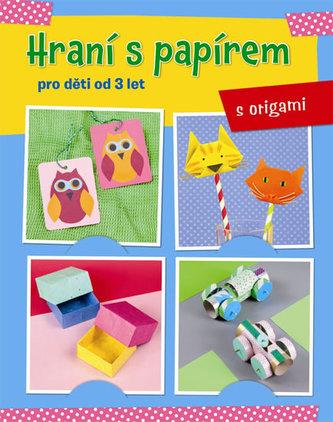 Hraní s papírem pro děti od 3 let - neuveden