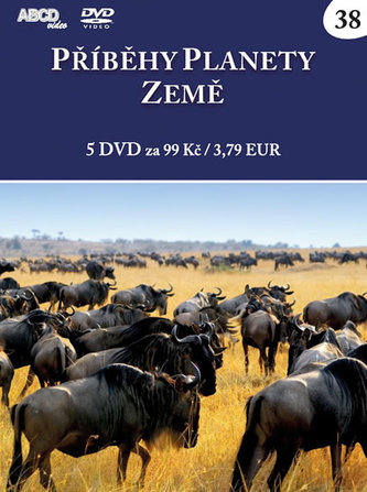 Příběhy planety Země - 5 DVD - neuveden