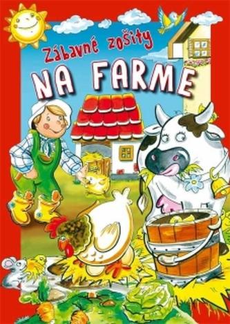 Zábavné zošity - Na farme