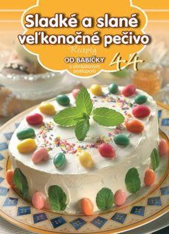 Sladké a slané veľkonočné pečivo (44)