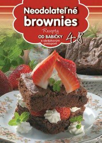 Neodolateľné brownies (48)