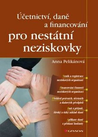 Účetnictví, daně a financování pro nestátní neziskovky