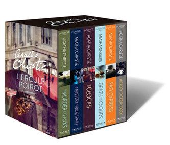 Hercule Poirot - Six Classic Hercule Poirot Mysteries - Agatha Christie