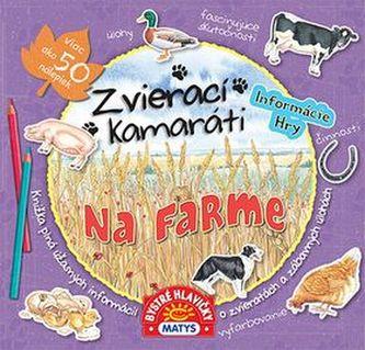 Zvierací kamaráti Na farme - autor neuvedený