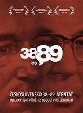 DVD-Československo 38-89: Atentát
