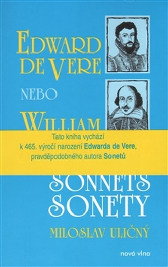 Sonnets / Sonety - William Shakespeare
