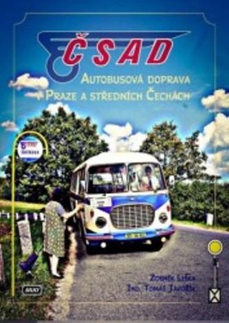 ČSAD - Autobusová doprava v Praze a Středních Čechách