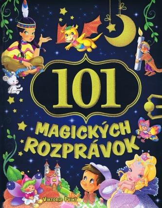 101 magických rozprávok - Jörg Meidenbauer