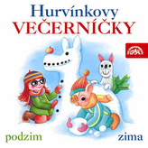 Hurvínkovy večerníčky podzim, zima - CD