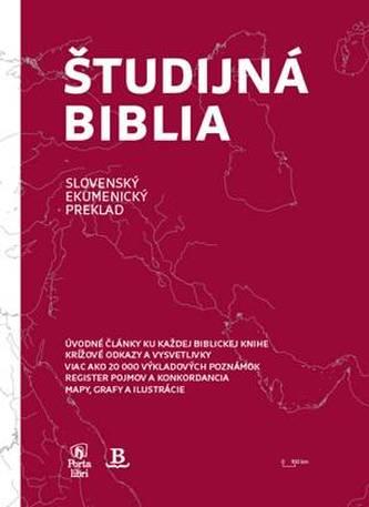 Študijná Biblia