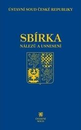 Sbírka nálezů a usnesení ÚS ČR, svazek 73 (vč. CD)