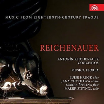 Reichenauer : Koncerty - CD - neuveden