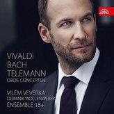 Vivaldi, Bach, Telemann: Hobojové kon - CD