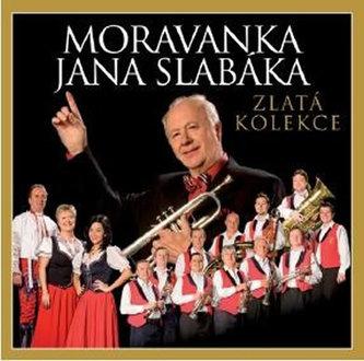 Zlatá kolekce, Moravanka - 3 CD