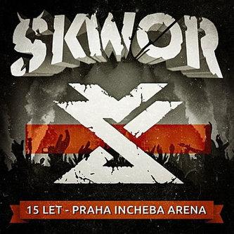 15 Let - Praha Incheba Arena - 2 CD - Škwor c7afba1fbc