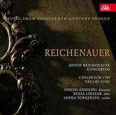 Reichenauer : Koncerty... - CD
