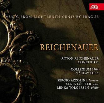 Reichenauer : Koncerty... - CD - neuveden
