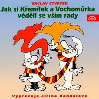 Čtvrtek : Jak si Křemílek a Vochomůrk - CD - neuveden